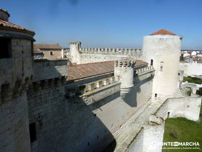 Castillos de Cuellar y Coca - Arte Mudéjar;excursiones fin de semana rutas culturales madrid grupo